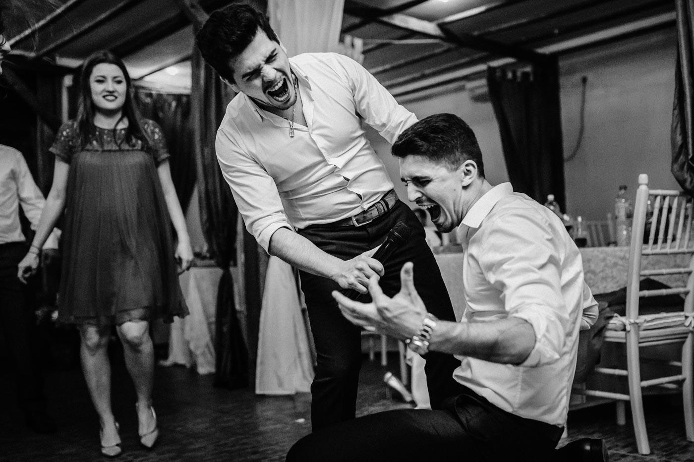 moment petrecere nunta